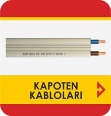Kapoten Kabloları