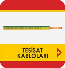 tesisat kabloları